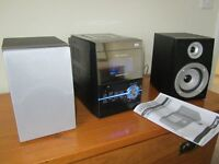 Wharfedale micro system. As new. Boxed.