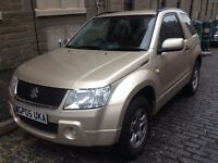 Suzuki Grand Vitara VVT, 1 Lady Owner From New, Very Low Mileage, Immaculate Condition Throughtout