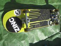 Zinc Reg Skateboard