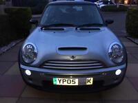 Mini Cooper S 2005 Silver