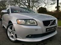 April 2010 Volvo S40 2.0 D R-Design! ONLY 52,000 MILES! Lovely Example! FINANCE/WARRANTY