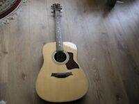 Acoustic Guitar SX Custom handmade model E30