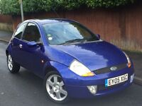 2005 Ford KA. Full leathers. Cheap car
