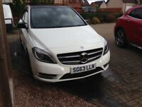 Mercedes b180 Blueefficiency sport cdi