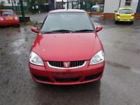2006 Rover City Rover Select Red 1.4 Petrol Manual Breaking