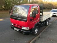 Nissan Cabstar (not tipper)