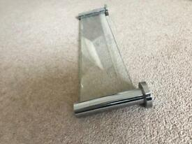 Bathroom shelf glass John lewis