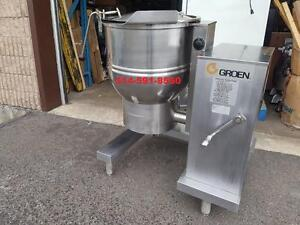 MINT CONDITION *** GROEN ** Marmite a Vapeur***Steam Kettle***  20 Gallon elctric