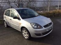 2007 (07) FORD FIESTA 12.42 CC STYLE 5 DOOR HATCH BACK LOW LOW MILES NEW MOT NEW CLUTCH