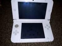White 3DS XL