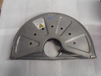 Wacker Concrete Saw BTS 1035 L3 Protective Hood p/n 0204317 *A1-3 & A5-2 for sale  Millville