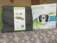 Revitive foot massager