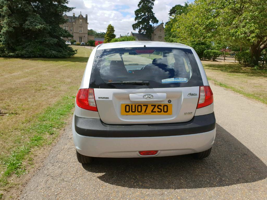 2007 Hyundai Getz 1.1 in 3 Door With Only 64,150 Miles- *12 Months Mot* +  *FULL SERVICE HISTORY*   in Hemel Hempstead, Hertfordshire   Gumtree