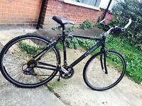 Aluminium frame bike for sale
