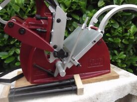 ADANA - LETTERPRESS - PRINTERS # SUPERB ADANA 8 x 5 PRINTING PRESS with EXTRAS