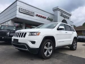 2016 Jeep Grand Cherokee LIMITED,LEATHER,ALLOYS,SUNROOF