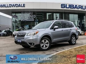 2016 Subaru Forester 2.5i Touring PKG No Accidents, One Owner