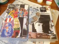 two beatles anthology videos