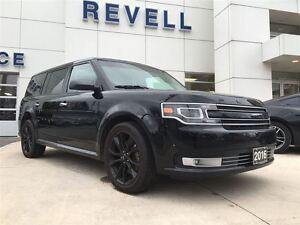 2016 Ford Flex Limited AWD...Moonroof, Leather, Nav, Power liftg
