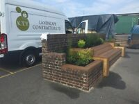 KTY Landscape contractor Ltd requires Landscaper/Gardener.