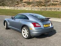 2005 CHRYSLER CROSSFIRE 3.2 LOW MILES