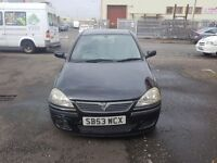 VAUXHALL CORSA 1.2 SXI 16V , 2003 , GOOD CONDITION , LONG MOT , **5 DOORS**