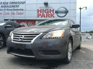 2015 Nissan Sentra SV**ONLY 348 KM**BackUpCamera**Bluetooth**Hea