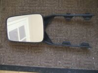 Caravan extension mirrors