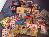 Large bundle of children's books