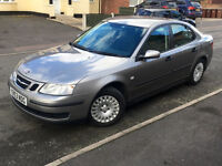 2004*SAAB 9-3 1.8 PETROL*11 MONTHS MOT*SERVICE HISTORY*AIR CONDITIONING*NICE FAMILY CAR*