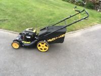 McCulloch lawn mower ,excellent condition