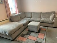 Bohemia corner sofa
