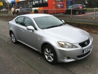 lexus is 220d spares or repairs starts and drives