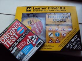 AA Learner Driving Kit