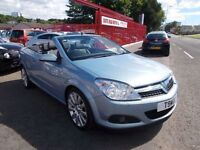 *VAUXHALL ASTRA DESIGN 1.9 CDTi*CONVERTIBLE*DIESEL*EXCELLENT CONDITION*FULL SERVICE HISTORY*£3995*