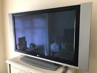 """LG 42PX3RV 42"""" plasma TV"""
