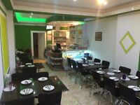 Indian restaurant and takeaway for sale, Prime location on Pinner road, Harrow, cheap rent & rates