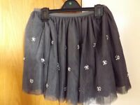 Girls Marks and Spencer Autograph Skirt Age 9-10