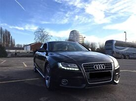 2011 Audi A5 Special Edition 180BHP,Balck Edition Styling,Excellent ConditionAudi Service Histroy