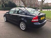 Volvo S40 SPORT 2.0 Diesel 2 Keys Service History FULL BLACK LEATHER SPORTS ALLOY WHEELS MOT