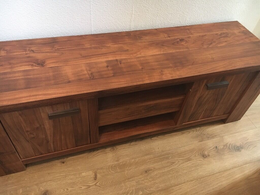 Next Furniture Havana Tv Unit In Dalkeith Midlothian Gumtree # Meuble Tv Nesx