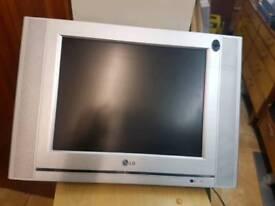 "LG tv LCD 15"""