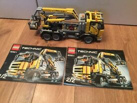 Lego Technic #8292 Cherry Picker