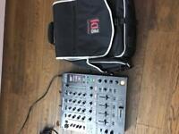 PIONEER - DJM 800 mixer with bag