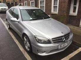 Mercedes C220 cdi mint condition