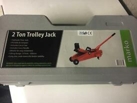 2 Ton trolley jack