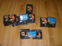Epson Ink Cartridges (11 in total) - Unused and Sealed