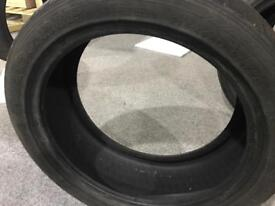 Autogrip part worn tyre 215/45/R17