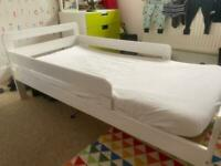 Toddlers 1st bed