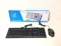 G20 Gaming Keyboard and Mouse Bundle - Light up LED's